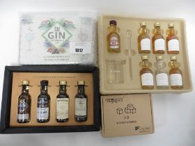 A Gin Botanicals Set with 12 Luxury Botanicals to make your own gin,