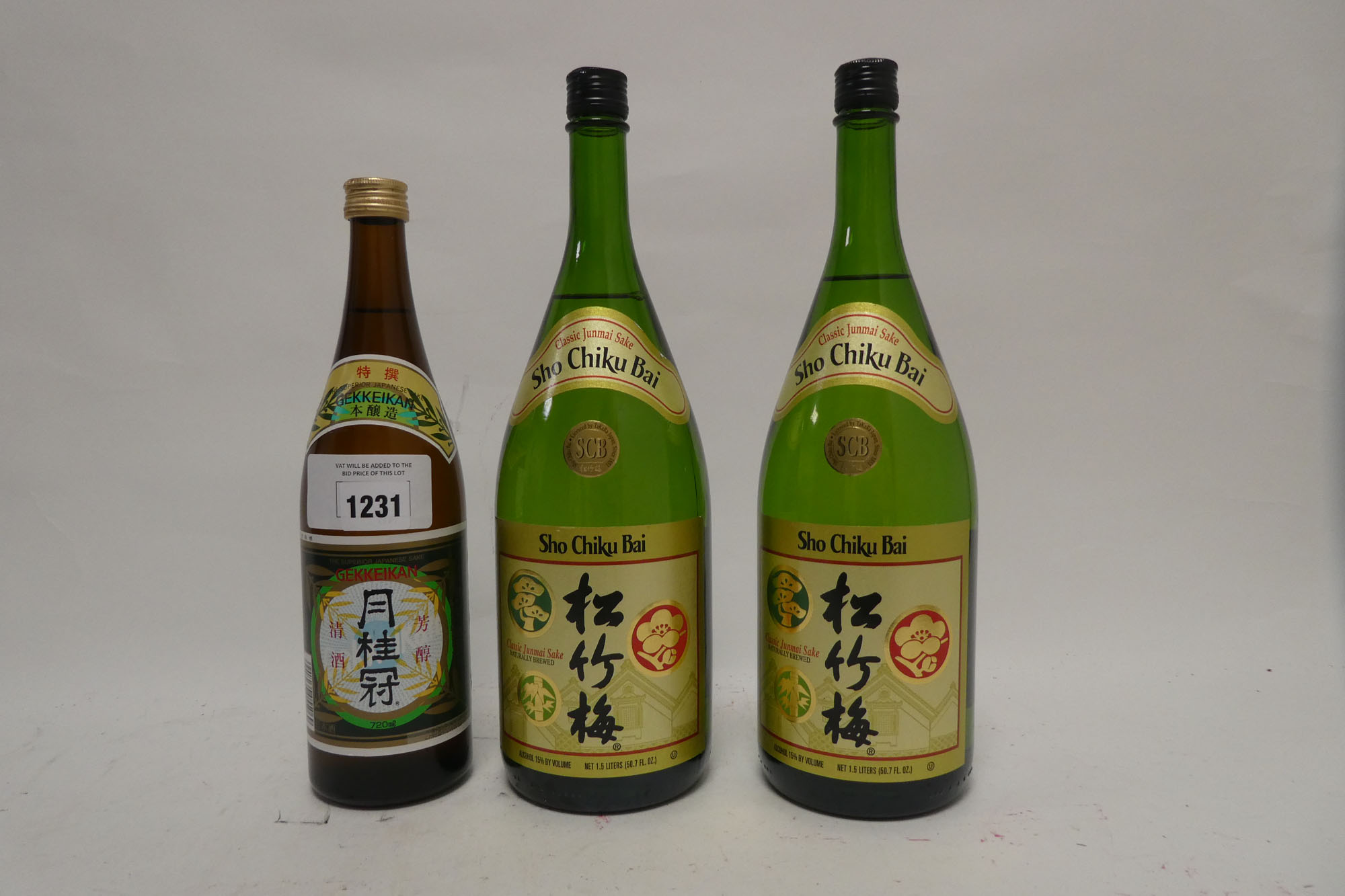 3 bottles,