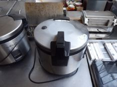 (TN22) - Proctor Silex commercial rice cooker