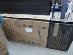 Boxed Zinc electric scooter