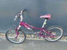 Gary Fisher childs bike