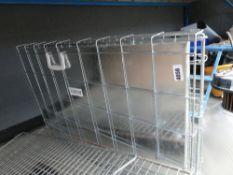 Foldup dog cage