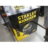 Boxed Stanley Fatmax vacuum cleaner