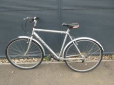 4040 Cotswold Relax silver gents bike
