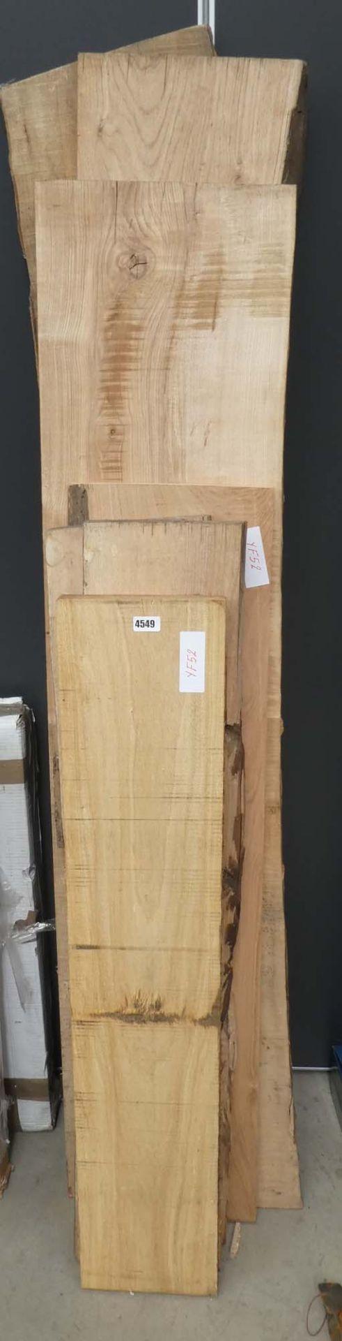 Assortment of timber