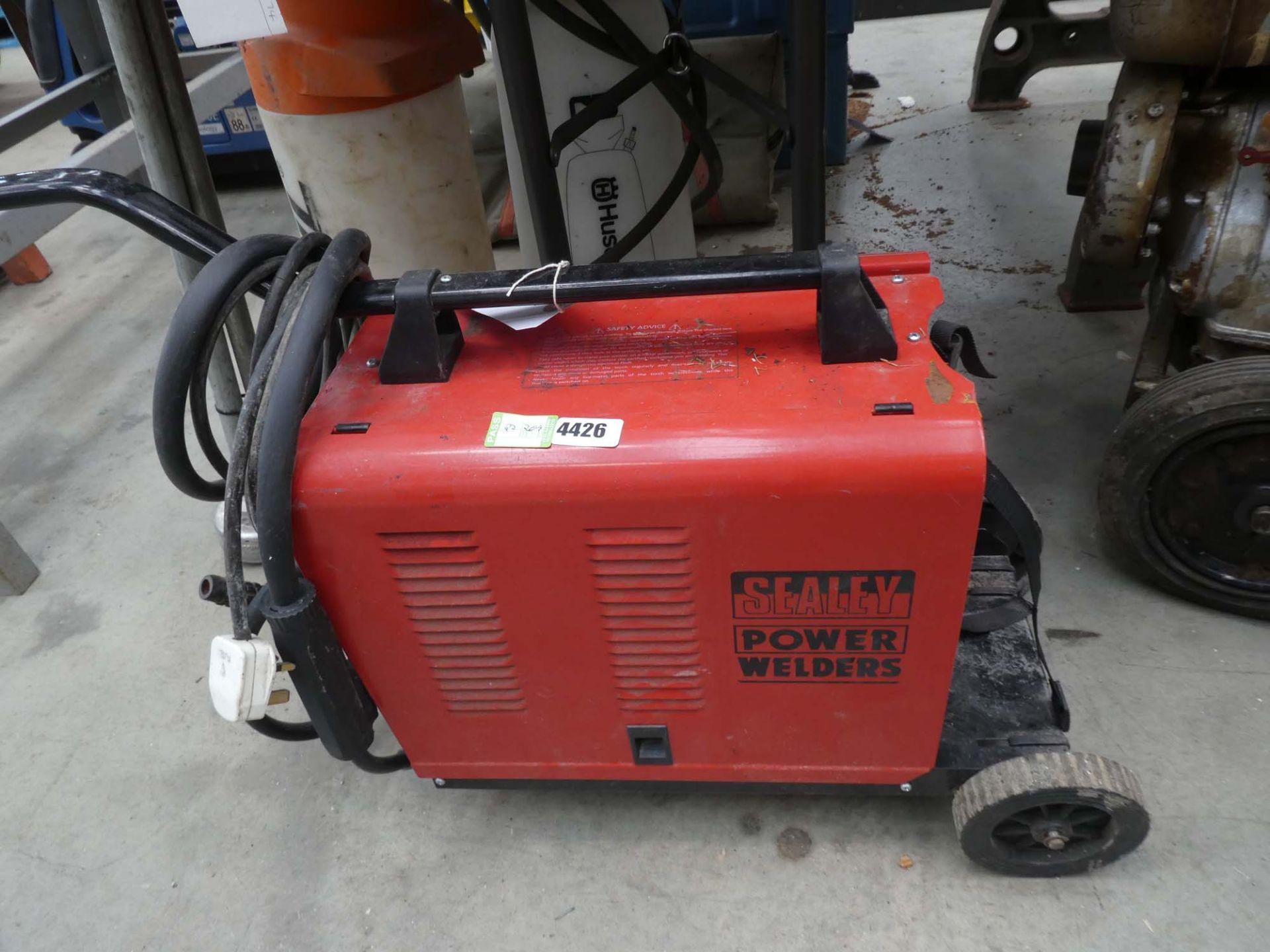 Sealey Mighty Mig 150 welder