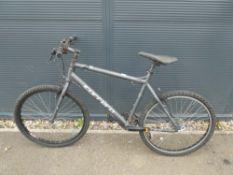 4036 Grey Carrera mountain bike