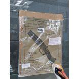Pavey & Sons sporting guns catalogue