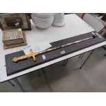 Replica sword of Napoleon