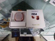 Samsung Galaxy bud live in sealed box