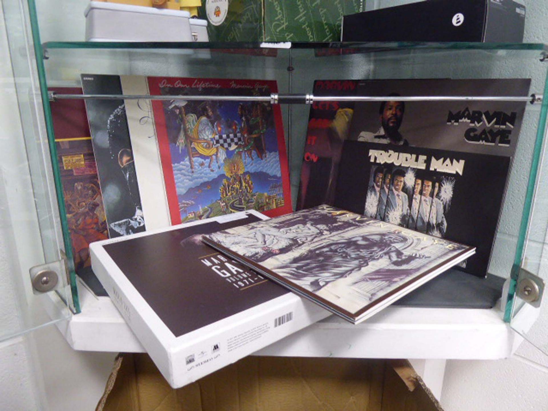 Marvin Gaye volume 3 1971-1981 record set