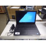 Dell vostro 3580 laptop with cracked screen, intel i5 8th gen processor, 8gb ram, 256gb storage with