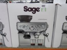 Sage Barista coffee machine with box (8)