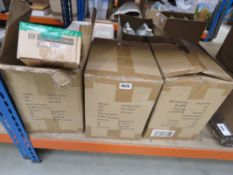3 boxes of Pure Soft Touch tape dispensers in black