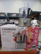(46) Kenwood Multi Pro Compact Plus food processor with box