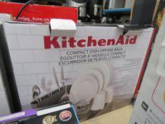 Kitchenaid Compact dish drying rack with box