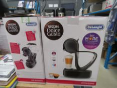 (60) 2 Nescafe Dolce Gusto coffee machines with boxes