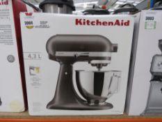 Kitchenaid 4.3L standing mixer with box