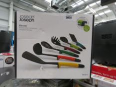 Seville Classic chopping board set plus Joseph Joseph kitchen utensils