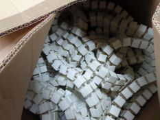 (230) Large box containing spines for IT and electrical cable storage
