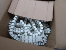 (231) Large box containing spines for IT and electrical cable storage