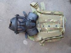 Respirator and bag