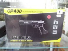 Boxed CP400 C02 .177 pellet air pistol
