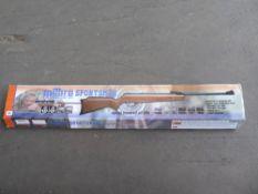 Boxed Milbro Sportsman .177 air rifle