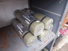 Five Kombat military roll mats