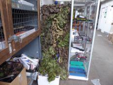 Quantity of camo netting