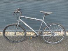 4056 - Carrera mountain bike in grey