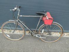 4034 - Commuter Apollo bike in grey
