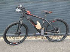 Lombardo electric mountain bike with charger