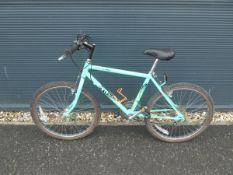 4059 - Raleigh all terrain mountain bike in lizard green