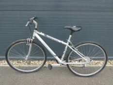 4033 - Apollo mountain bike in silver