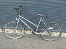 Townsend Spice mountain bike in grey