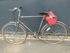 4026 - Grey Apollo gents bike