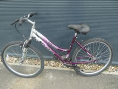 Key West Concept purple girls bike