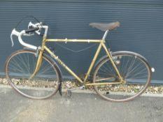 Vintage Dawes racing bike