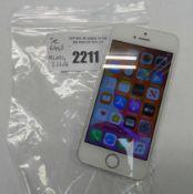 iPhone SE 64GB A1662 smartphone