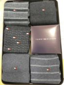 Box of 5 pairs of Tommy Hilfiger socks, size 6-8
