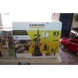 Karcher K5 Premium Full Control Plus pressure washer