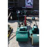 (1166) Qualcast Classic electric 30 lawn mower