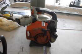 Petrol leaf blower motor, no accessories
