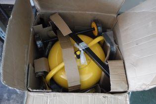 SIP industrial cement mixer in box