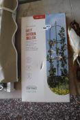 (1075) Easy garden obelisk