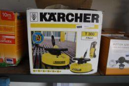 Karcher floor scrubber
