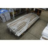 (2454) Pallet of various MDF beading