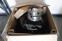 Napoleon charcoal round BBQ in box