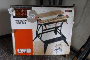 Black + Decker Plus 825 work mate